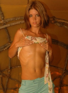 This Teen Loves To Get Naked Outside - Picture 4